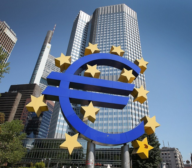 The ECB decreased all three interest rates; it added a couple of new stimulus programs in a fight against lowering inflation and the staggering economy.